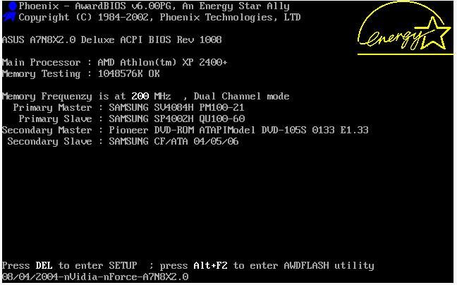 Как установить Windows XP Подробная инструкция