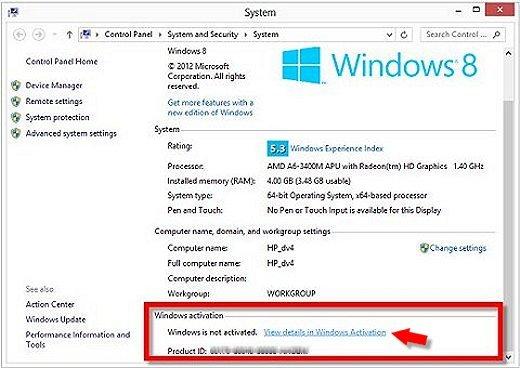 Как сделать обновление системы windows 8